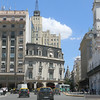 European architecture of Buenos Aires