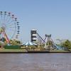 Ferris Wheel at the Parque de la Costa, Parana Delta
