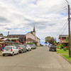 Travel to the German village of Frutillar, Chile near Puerto Montt
