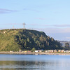Tenglo Island Cross is across the channel from Puerto Montt in the Los Lagos Region, Chile