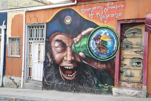Valparaiso UNESCO World Heritage Site