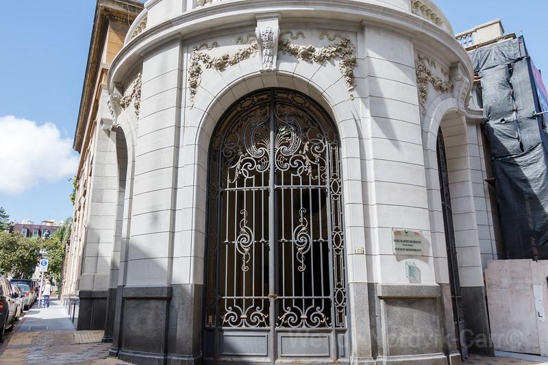 Museum of Decorative Arts, Montevideo, Uruguay