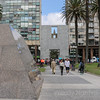 Discover the Plaza Independence in Montevideo, Uruguay historic Old Town, Montevideo, Uruguay