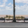 Visit the beach promenade in Montevideo, Uruguay