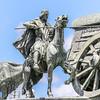 Monumento La Carreta, Montevideo Uruguay