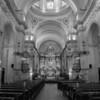 Inside the Metropolitan Cathedral Montevideo, Uruguay