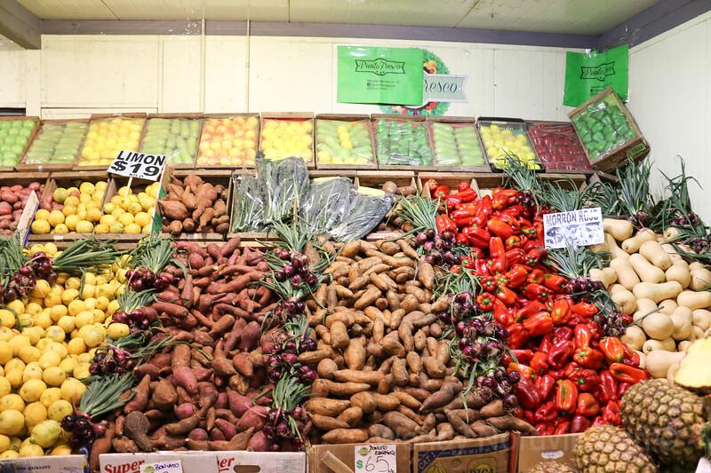 Historic food market - Mercado Agricola Montevideo