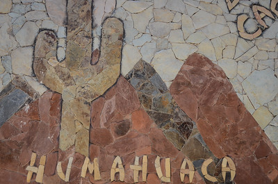 Northern Argentina...started off in Humahuaca...