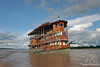 Delfin Boat on the Amazon River~this was our cruise boat for 4 days on the Amazon River.