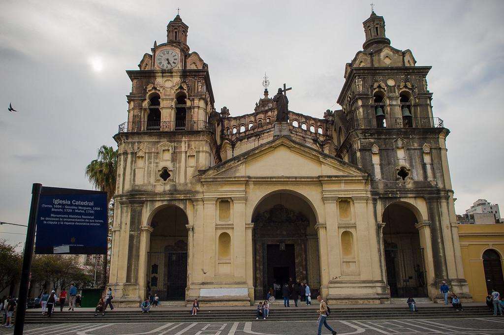 Iglesia Cathedrial - Cordoba, Argentina