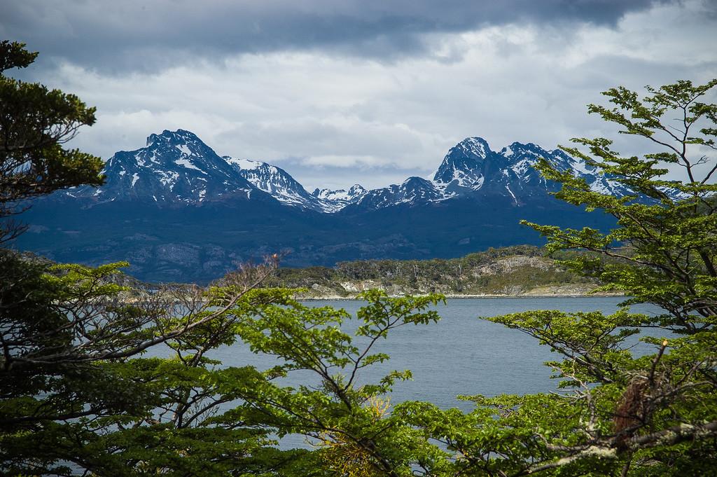 Parque Nacional - Tierra del Fuego, Argentina