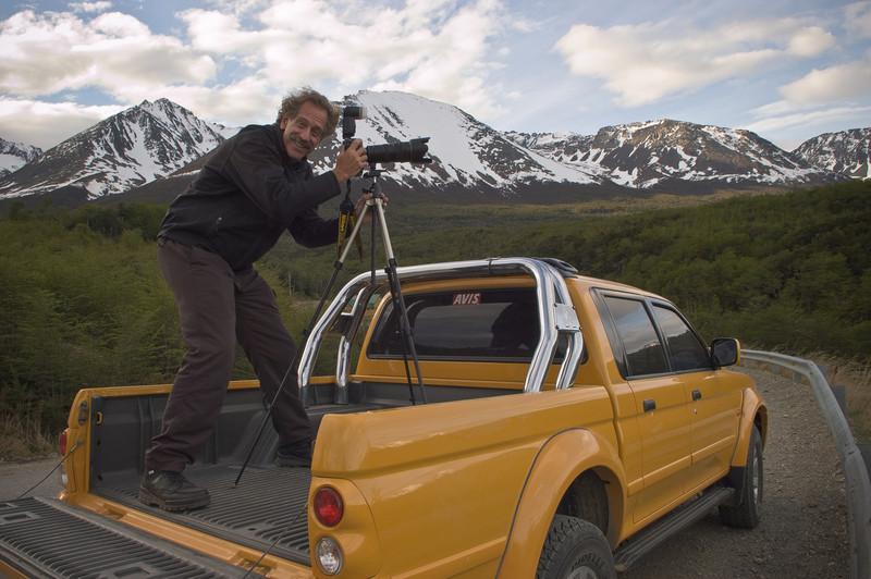 Ushuaia, Adventure Photographer