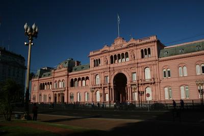 Casa Rosada - The Presidential Palace