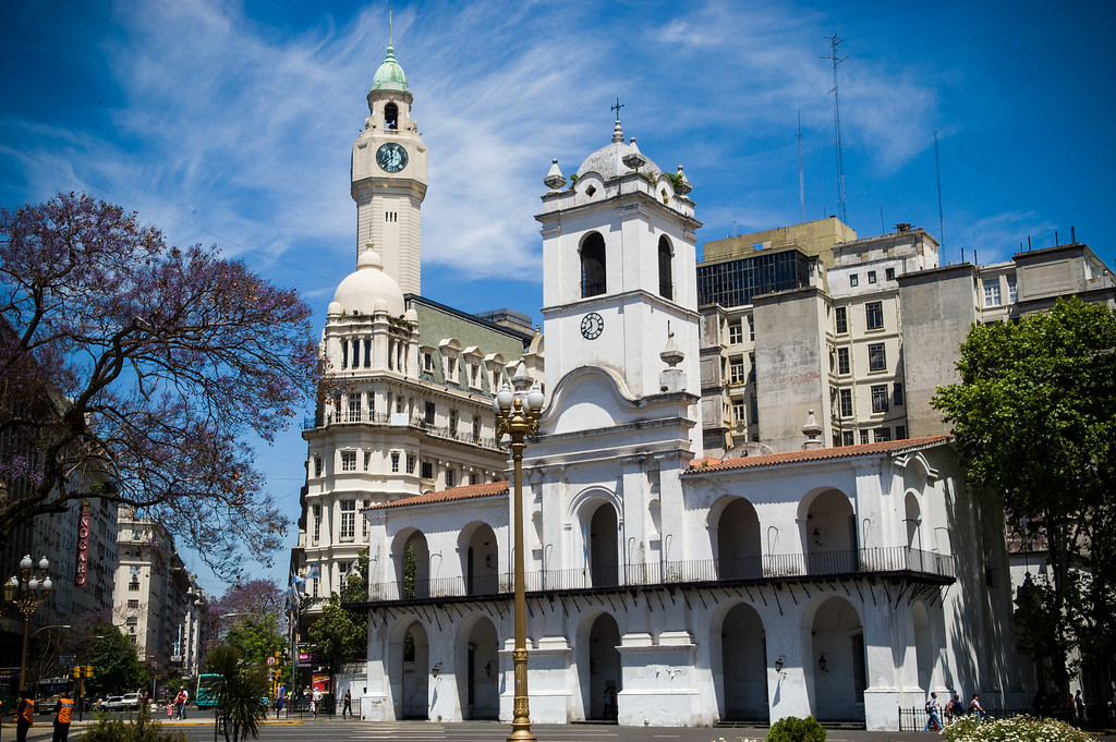 Catedral Metropolitana - Plaza de Mayo - Buenos Aires