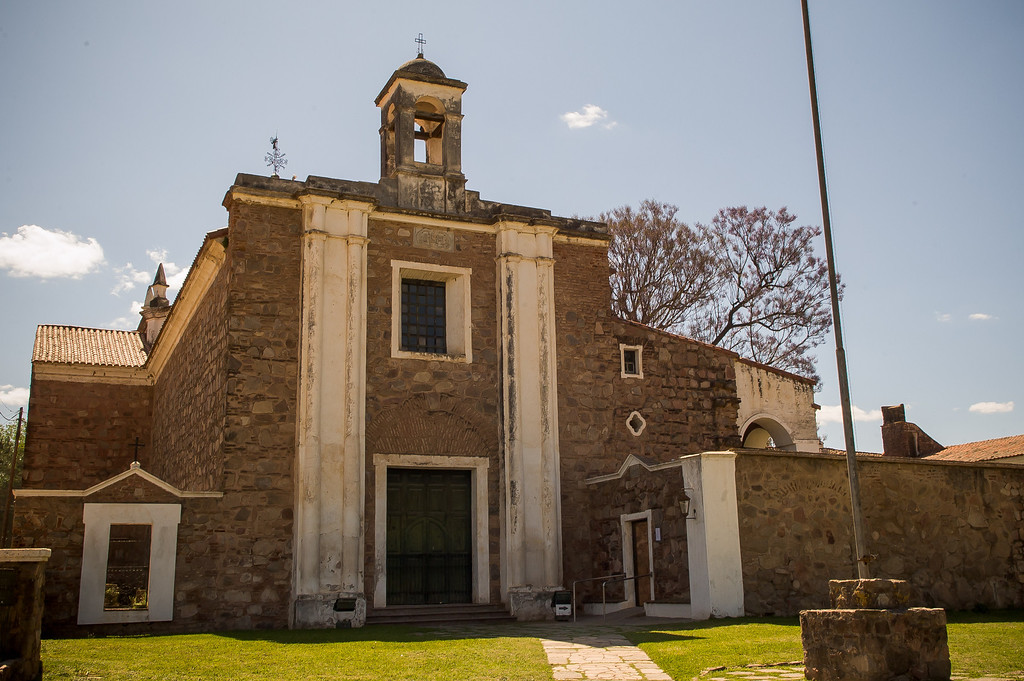 Mission De Caroya circa 1616 - Near Cordoba, Argentina