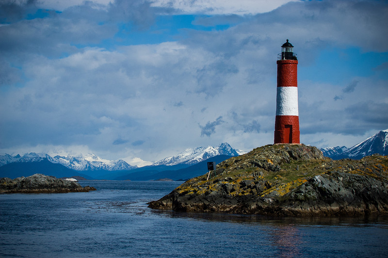 Light House - Beagle Channel, Argentina