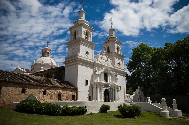 Mission Santa Catalina circa 1622 - Near Cordoba, Argentina