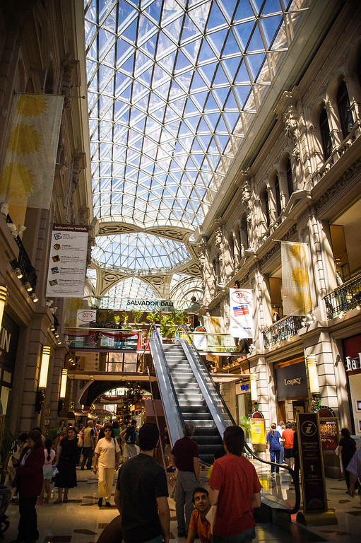 Downtown Shopping Mall - Buenos Aires