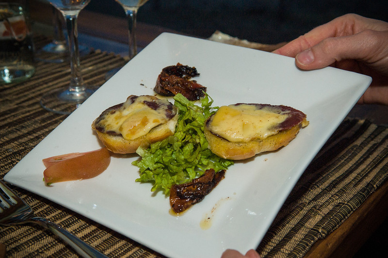 Gormet Supper - Tierra del Fuego, Argentina