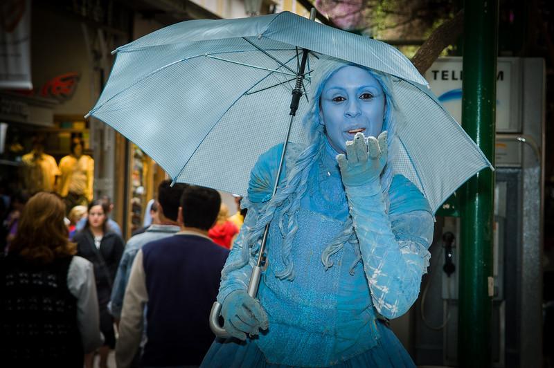 Blue Lady, Cordoba, Argentina