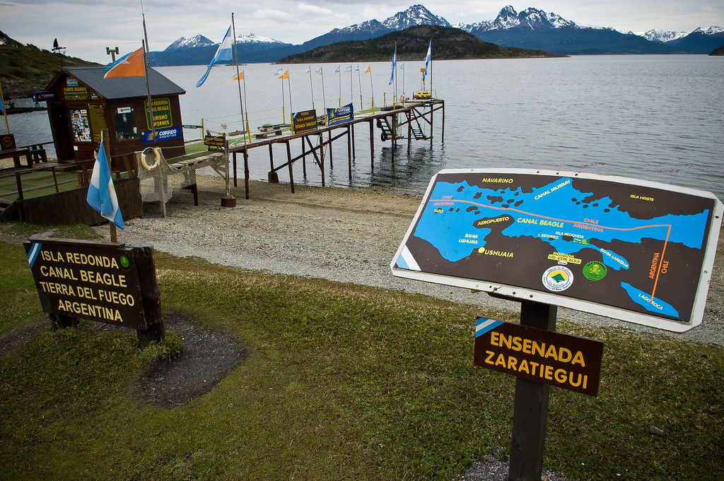 Bahia Ensenada- Beagle Channel -Tierra Del Fuego, Argentina