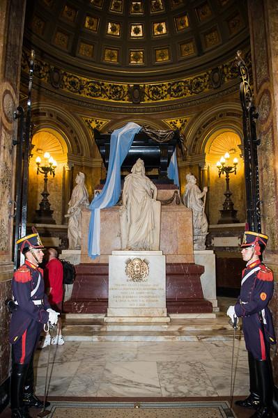 Mauselo del General Jose de San Martin - Buenos Aires