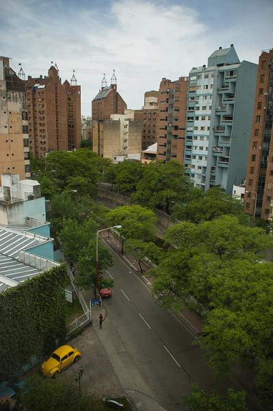 City Scape, Cordoba, Argentina