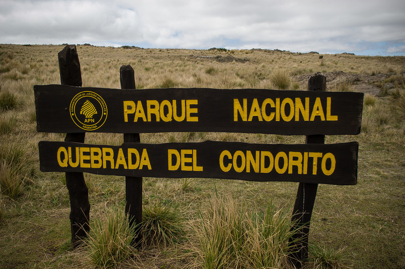 Parque Nacional Quebrada Del Condorito - Argentina