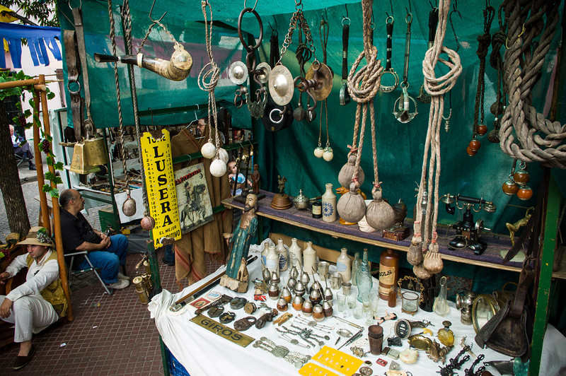 San Telmo Market - Buenos Aires
