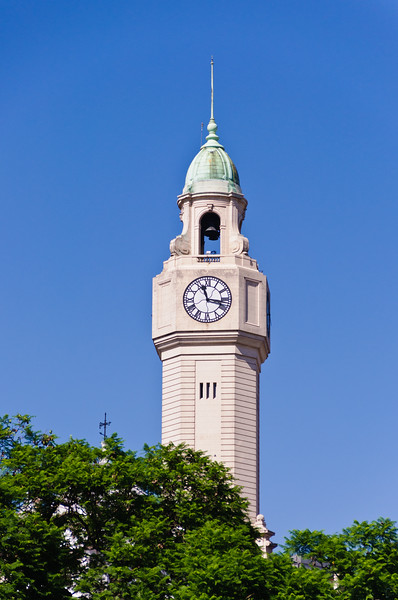 Clock Tower, Buenos Aires, Argentina