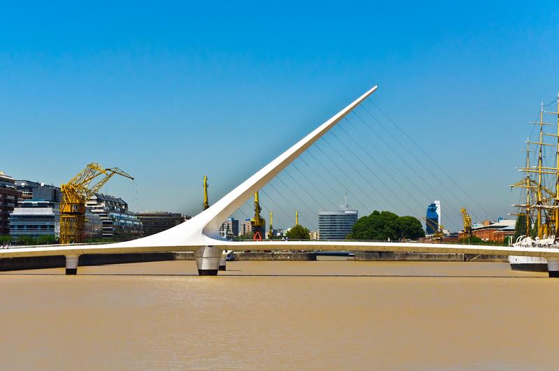Bridge, Buenos Aires, Argentina