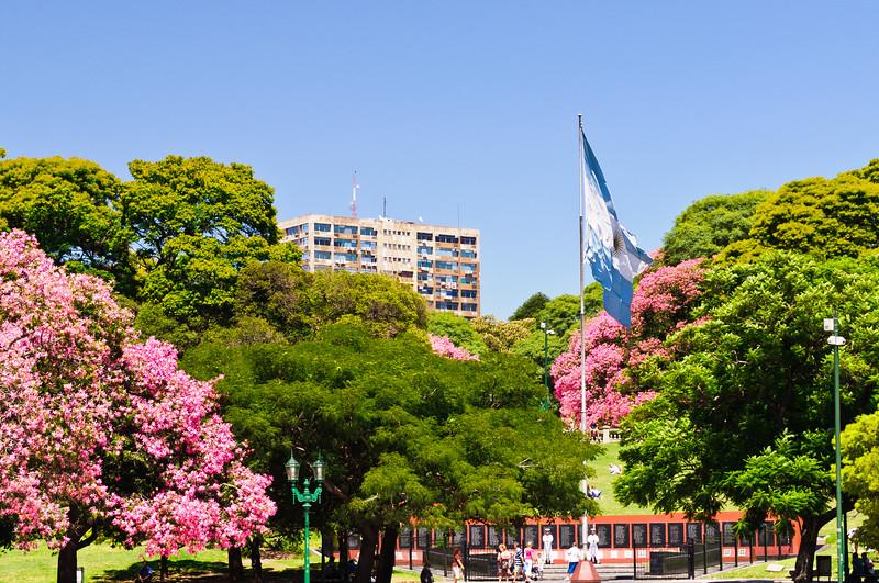Falkland War Memorial, Buenos Aires, Argentina