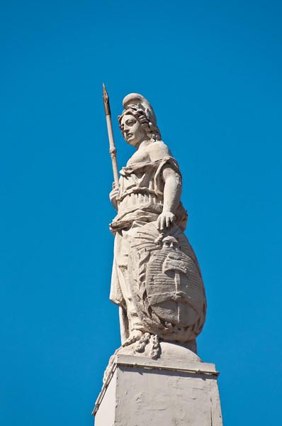 Statue , Buenos Aires, Argentina