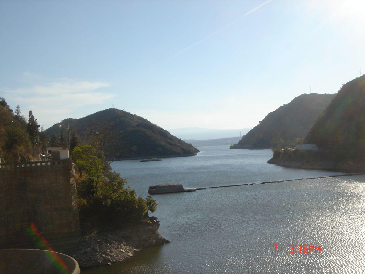 San Roque Dam in Argentina