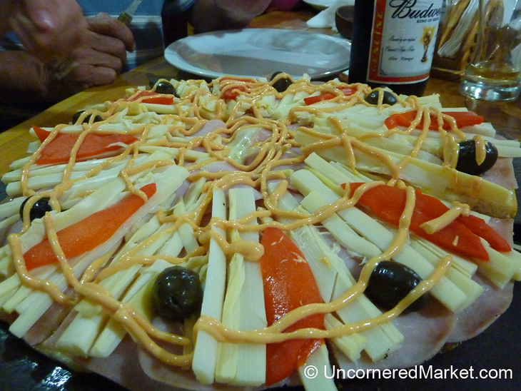 Can You Really Call this Pizza? Argentina
