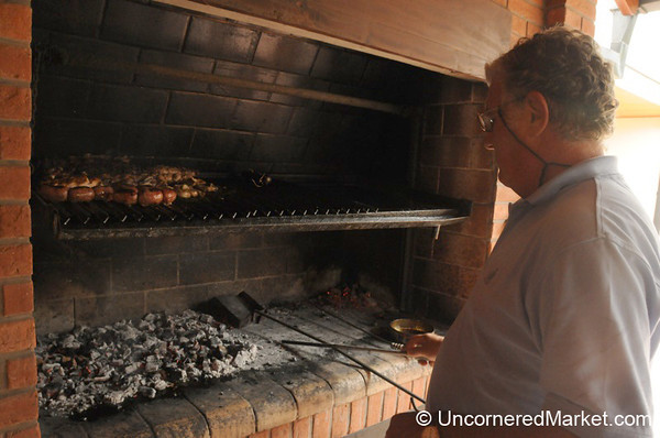 Argentine Grilling - Buenos Aires, Argentina