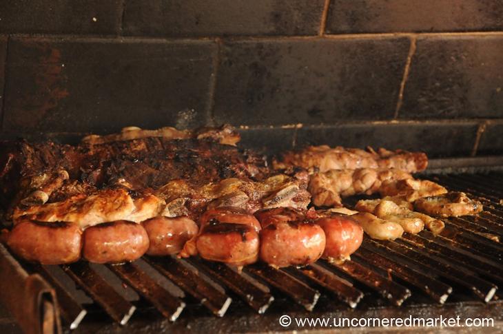 Weekend Asado (Argentine Barbecue) - Buenos Aires, Argentina