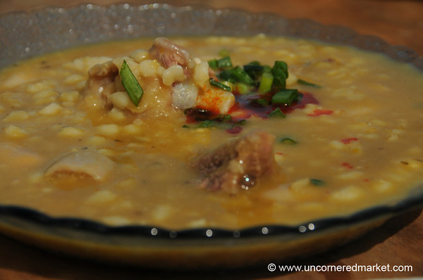 Locro - Traditional Northern Argentina Fare