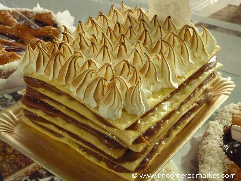 Decadent Dessert - Buenos Aires, Argentina