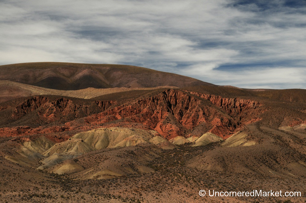 Shades of Red, Orange and Gold - Purmamarca, Argentina