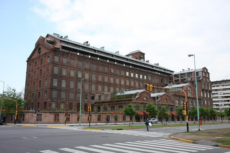 Philippe Starck-designed Hotel in Puerto Madero