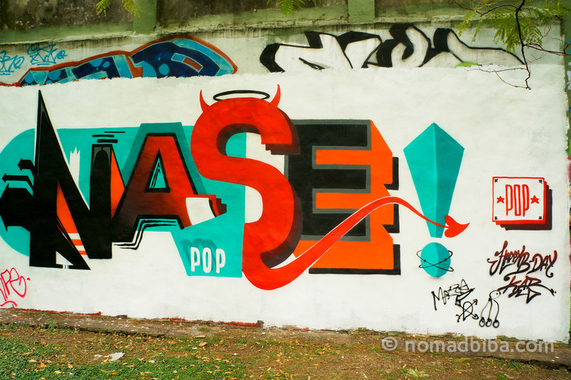 Nase in Buenos Aires