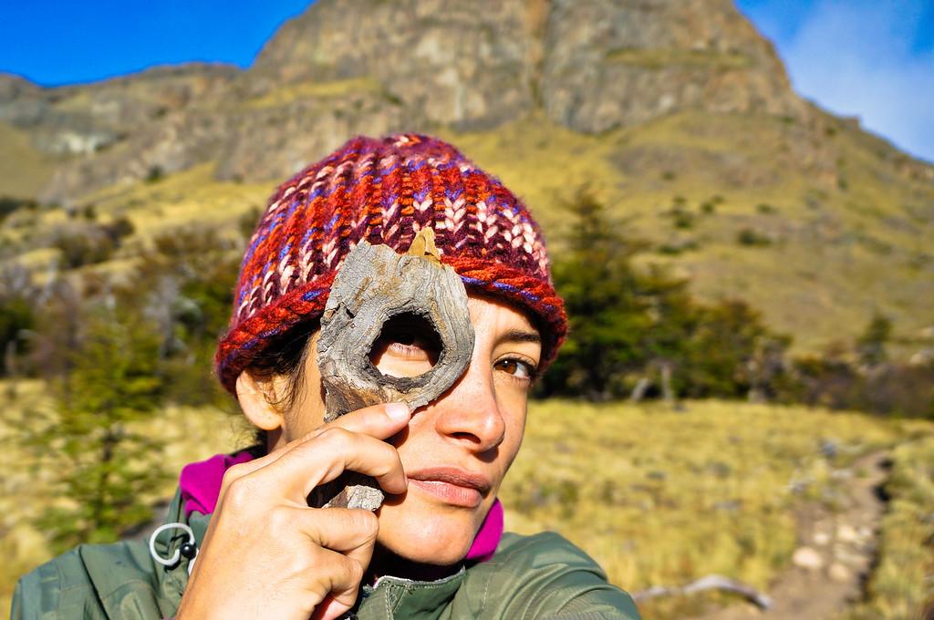 Me in El Chalten, Argentina