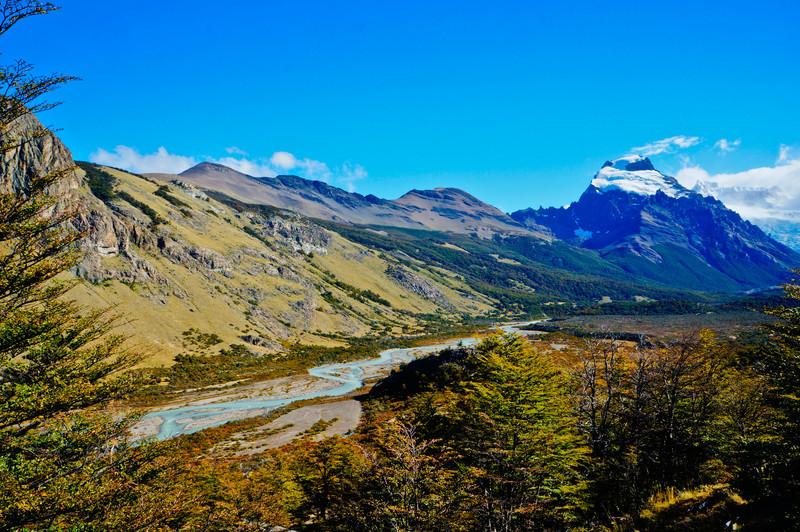Cerro Solo in El Chaltén, Argentina