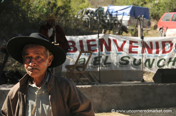 Welcome to El Sunchal for a Gaucho Festival - Northern Argentina