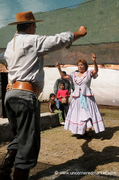 Dancing Time - Gaucho Festival in Northern Argentina
