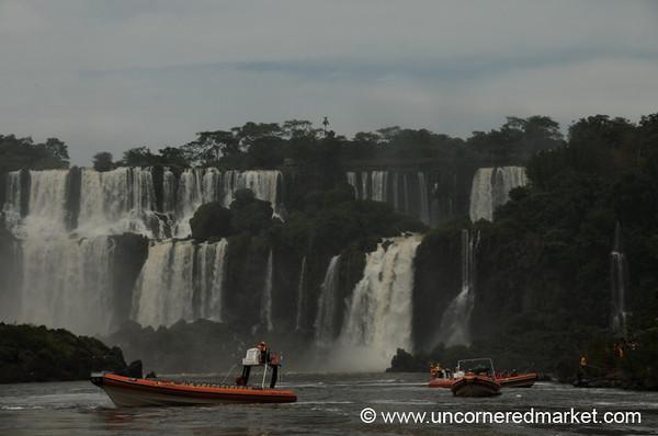 Iguazu Falls Speedboats - Argentina