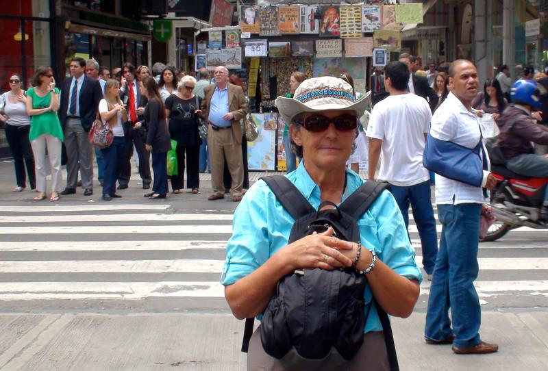 tourist?