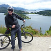 bike touring in Bariloche
