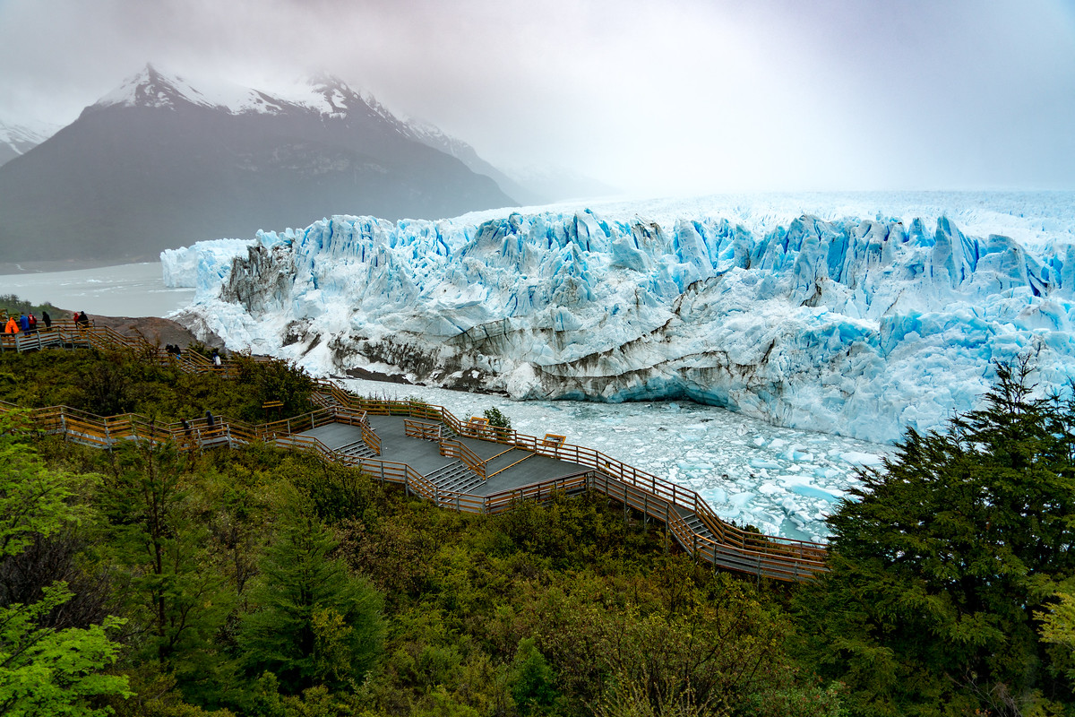Los Glaciares National Park and World Heritage Site, Argentina
